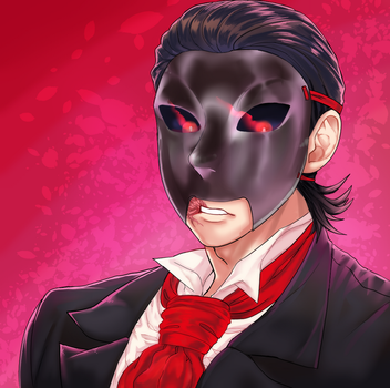 The Phantom of the Opera by Yomilover