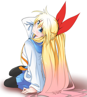 Chitoge by Ivarrah