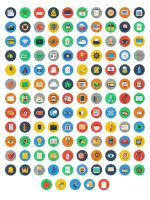 Flat Icons Set by CURSORCH
