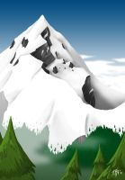 Mountain by trs