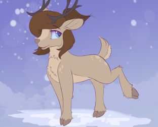 Simply Deer by Ardail