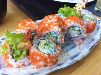 California Roll by njomany