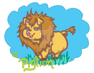 Piglion by Tirena