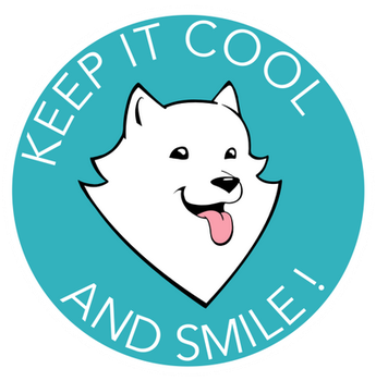 Samoyed patch by lythis57