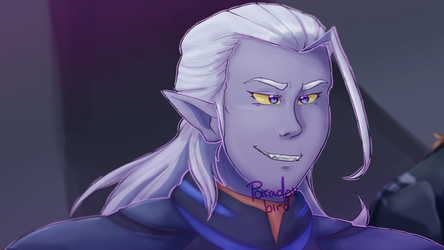 lotor catches emotions by Paradox-Bird