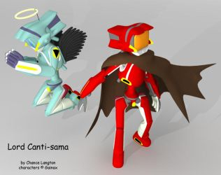 3d Canti by flcl