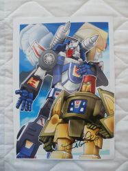 Signed poster by CharmedSerenity