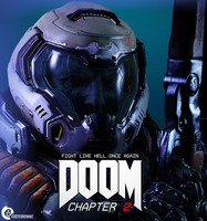 DOOMSLAYER: Chapter Two by FosterBonnie