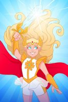 She-Ra by msciuto