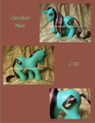 Chocolate Mint by NorthernElf