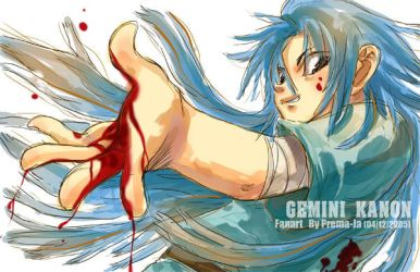 Kanon with blood by prema-ja