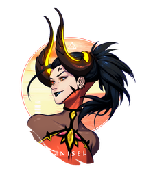 [OW] - Infernal Mercy by dNiseb