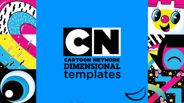 Download: CN Dimensional templates by CatalinMetro