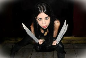 X-23 (Laura Kinney) by GisaGrind