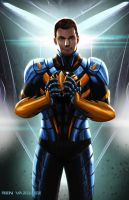 Cool Star Lord by MetaWorks