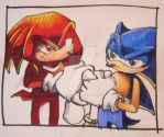 Sonic and Knux