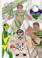 Sinister six by theaven