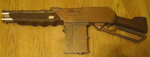 Steampunk Lever Action by TheCelticCowboy