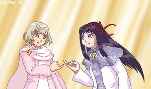 PMMM Shipping Challenge: HomuJoan by ErinPtah