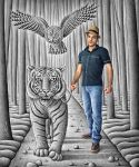 Ben Heine Art - Final - Pencil Vs Camera - 74  by BenHeine
