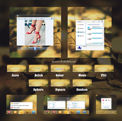 Radiance (Full) Theme Windows 8.1(Updated) by Cleodesktop