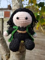 Pocket Loki! by FearlessFibreArts