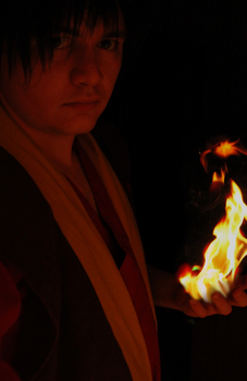 Zuko - Hero of Fire by WildTigerCosplay