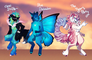Woolyne Party Auction! (CLOSED) by Verlidaine