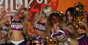 Zombie Cheerleaders by Richards-photo-cell