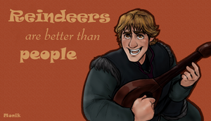 Sven, don't you think that's true? by AlexandriaMonik