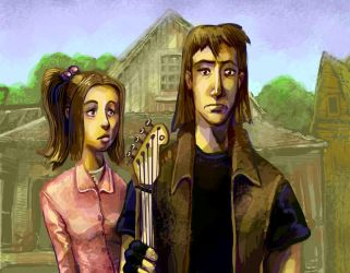 Bayville-ian Gothic by princefala