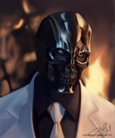 Black Mask by ExiaLohengrin