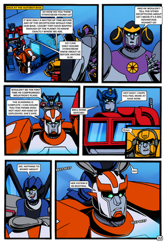 Transformers: Bloodline PAGE 32 by KingRebecca