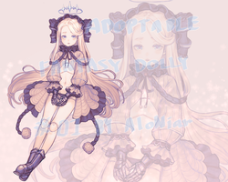 [Adoptable] Fantasy Dolly #01 by AloNiar[CLOSE] by AloNiar