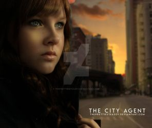 The City Agent by theprettiestkasoy