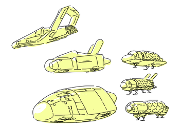 Starfighters by wrytalin