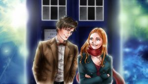 Trust me, I'm the Doctor by shatzy-shell