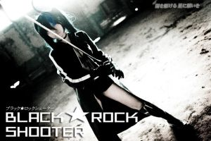 Black Rock Shooter - 01 by garion