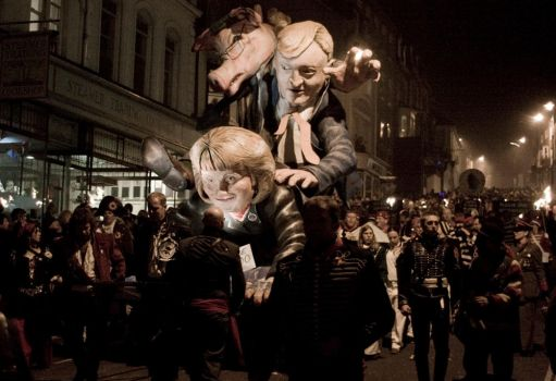 Lewes Bonfire Night   007 by flatproduct