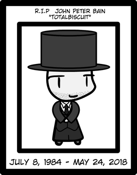 In Memory of TotalBiscuit by SuperDragonite2172