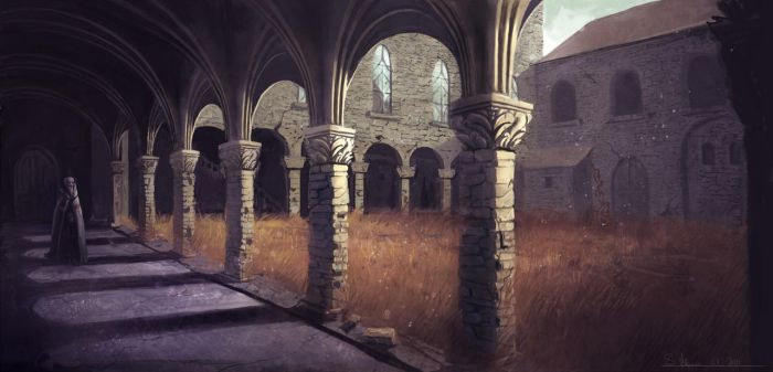 Cloister by 6Noodle9