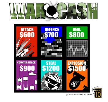 War Cash!!! by Guilty-10-Games