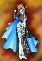 True Form Midna by Lady-of-Link