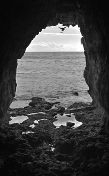 Out Of The Cave by AdrianDarklore