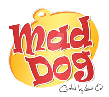 Official Mad Dog Logo! by LooeyQ