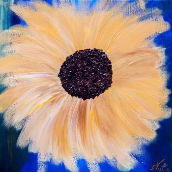 Sunflower, Not Sunflower by Cantecel