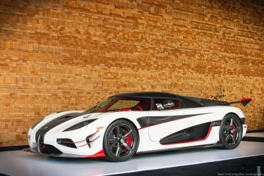 Agera RS by SeanTheCarSpotter