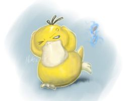 Psyduck by fabman132