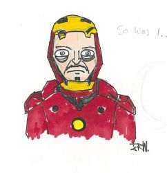 Iron Man by Jords115