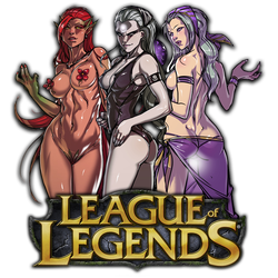 League of Legends icon by FlowerViolence